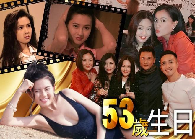 Nhan sắc trẻ trung ở tuổi 53 của nữ hoàng phim nóng làm khuynh đảo Hong Kong một thời - Ảnh 1.