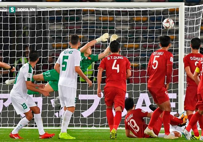 Báo Indonesia tiếc nuối khi Việt Nam thua dưới tay Roberto Carlos của Iraq - Ảnh 1.