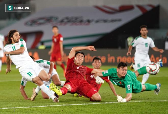 Báo Indonesia tiếc nuối khi Việt Nam thua dưới tay Roberto Carlos của Iraq - Ảnh 2.