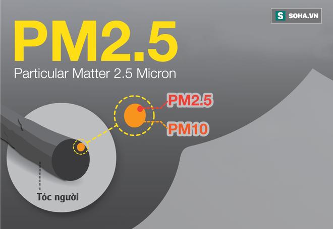 Bụi mịn PM2.5: Con số nghiêm trọng về 7 quốc gia của Undark và Trung tâm Báo cáo Khủng hoảng Pulitzer Mỹ - Ảnh 2.