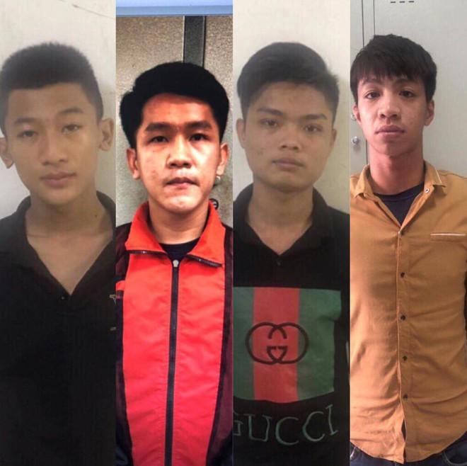 Cô gái bị 4 tên cướp giật túi ngã 2 lần, kéo lê trên đường Sài Gòn - Ảnh 1.