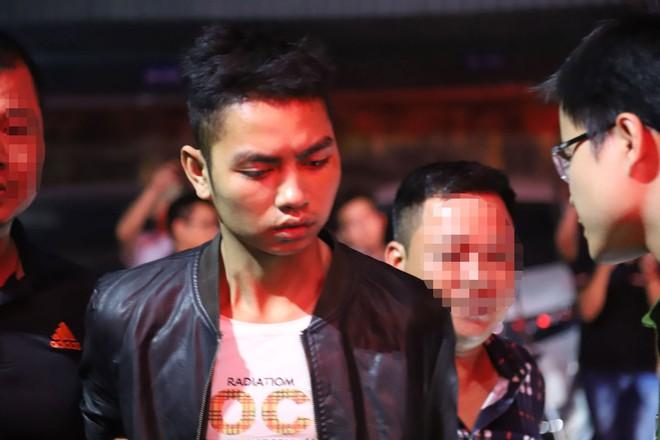 2 nghi phạm sát hại nam sinh chạy Grab tỏ ra bình thản, quanh co chối tội sau khi bị bắt - ảnh 1