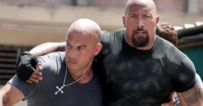 Từng không đội trời chung, mối quan hệ giữa Dwayne Johnson và Vin Diesel giờ ra sao? - Ảnh 4.