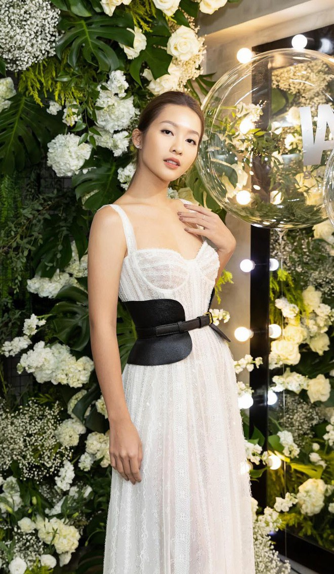 Trang Trần cùng Minh Tú gây chú ý với hình ảnh dịu dàng, nữ tính - Ảnh 6.
