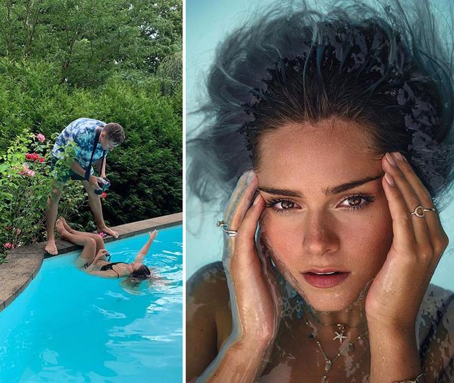 Nhiếp ảnh gia hé lộ hậu trường của những bức ảnh siêu ảo trên mạng xã hội - Ảnh 3.