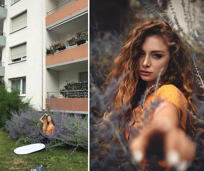 Nhiếp ảnh gia hé lộ hậu trường của những bức ảnh siêu ảo trên mạng xã hội - Ảnh 4.