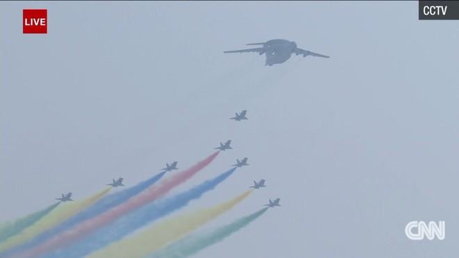 Trung Quốc phô diễn khí tài tại lễ duyệt binh lớn nhất lịch sử - Ảnh 12.
