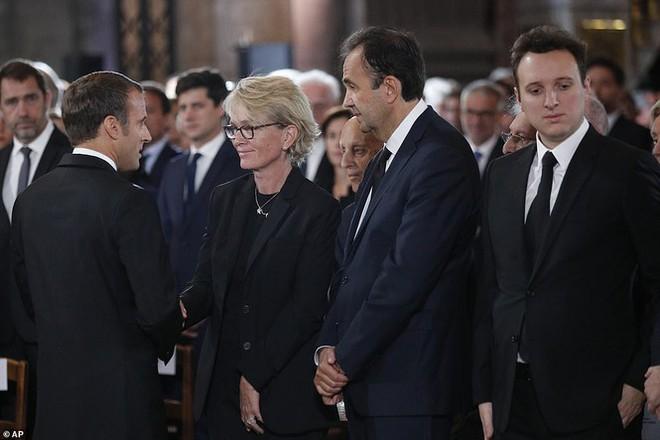 Ông Putin, ông Clinton đến Pháp viếng cố Tổng thống Jacques Chirac - Ảnh 13.