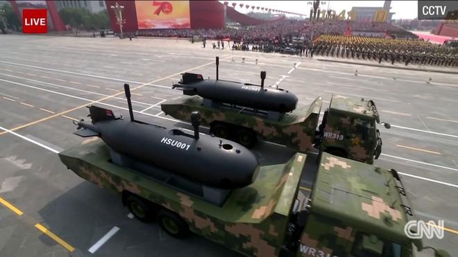 Trung Quốc phô diễn khí tài tại lễ duyệt binh lớn nhất lịch sử - Ảnh 13.