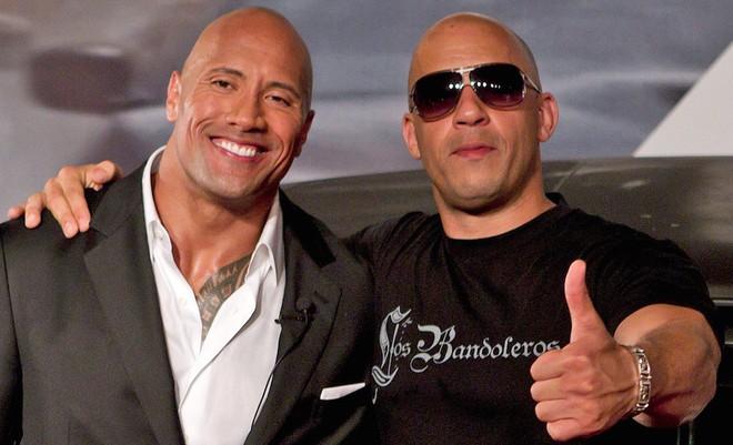 Từng không đội trời chung, mối quan hệ giữa Dwayne Johnson và Vin Diesel giờ ra sao? - Ảnh 6.