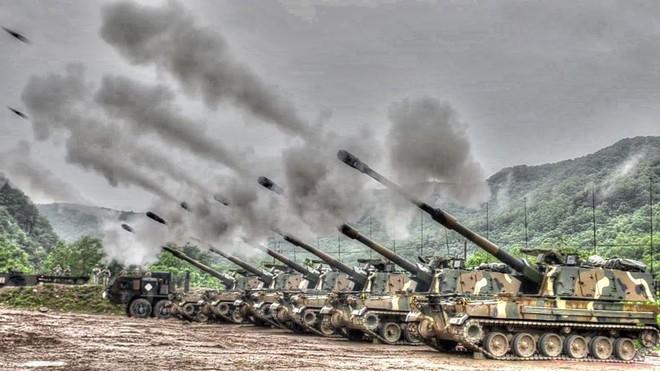 Nga giật mình khi sấm sét chiến trường K9 Thunder áp sát biên giới - ảnh 10