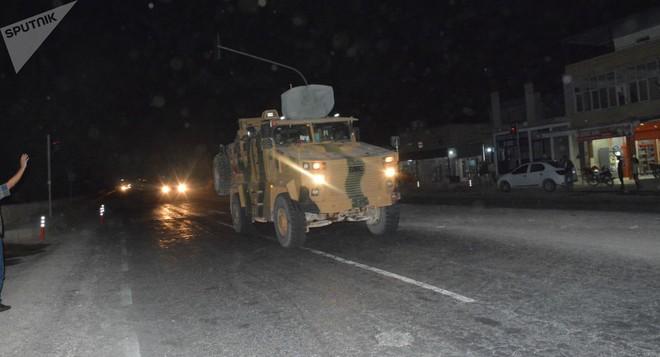 CẬP NHẬT: Máy bay UAV Thổ Nhĩ Kỳ bị bắn rơi - Chiến sự đẫm máu chưa từng có, SDF phản đòn quyết liệt - Ảnh 15.