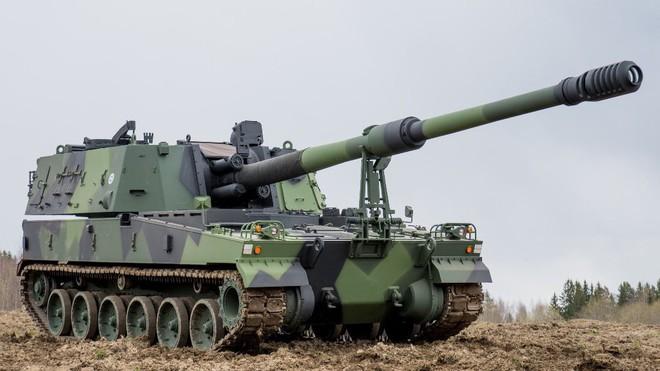 Nga giật mình khi sấm sét chiến trường K9 Thunder áp sát biên giới - ảnh 14