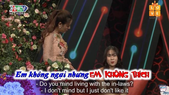 Bạn muốn hẹn hò: Mới xuất hiện, cô gái đã khiến MC Quyền Linh phải khuyên thay đổi đi em - ảnh 3