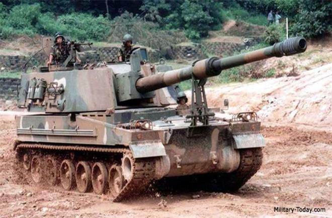 Nga giật mình khi sấm sét chiến trường K9 Thunder áp sát biên giới - ảnh 5