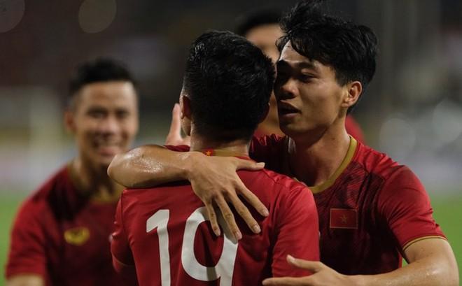 """Vòng loại World Cup 2022: Đông Nam Á """"rủ nhau"""" thua đậm, chỉ mình Việt Nam chiến thắng"""
