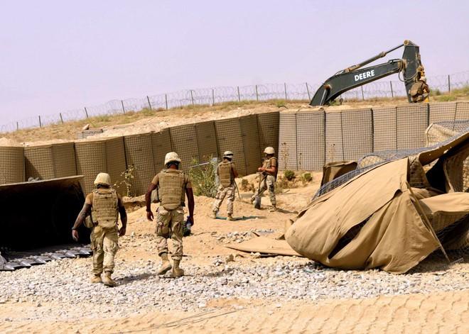 Quân đội Nga xây lâu đài cát để chống UAV: Nghe vô lý nhưng hiệu quả không tưởng - ảnh 5