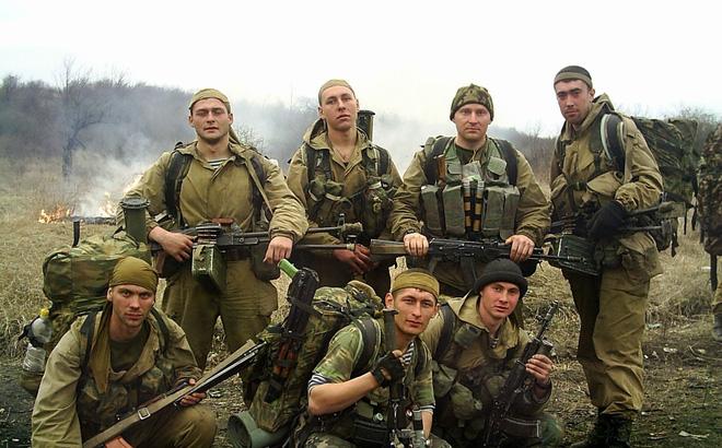 Có gì trong túi đồ ăn của đặc nhiệm Spetsnaz sơn cước Nga?