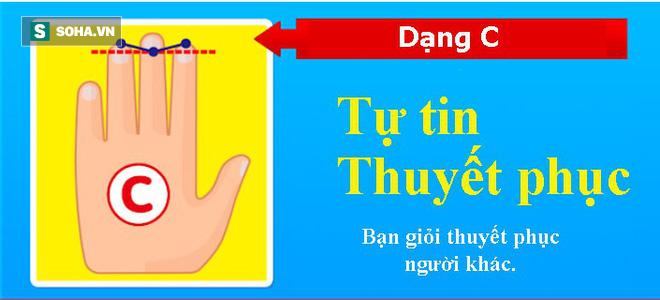 Tố chất bộc lộ qua độ dài 3 ngón tay trên bàn tay trái: Nếu ở dạng E, bạn rất thông minh, quyến rũ - Ảnh 3.