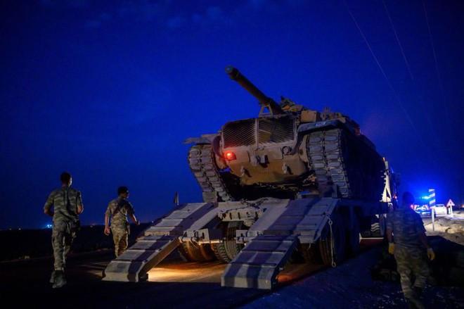 Tại sao Thổ Nhĩ Kỳ quyết tấn công Syria? - Ảnh 1.