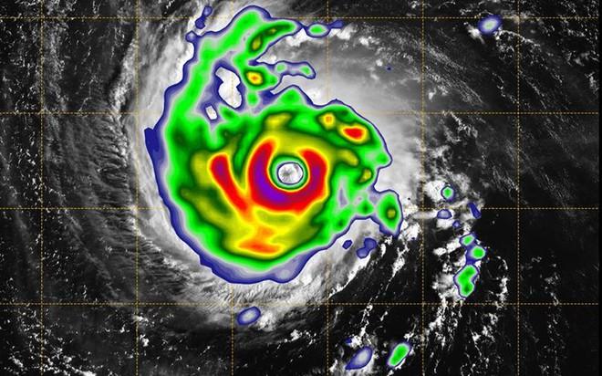 Ổ bão dữ dội nhất hành tinh tại châu Á: Sinh ra siêu bão hủy diệt, cướp đi sinh mạng 5.000 người - Ảnh 1.