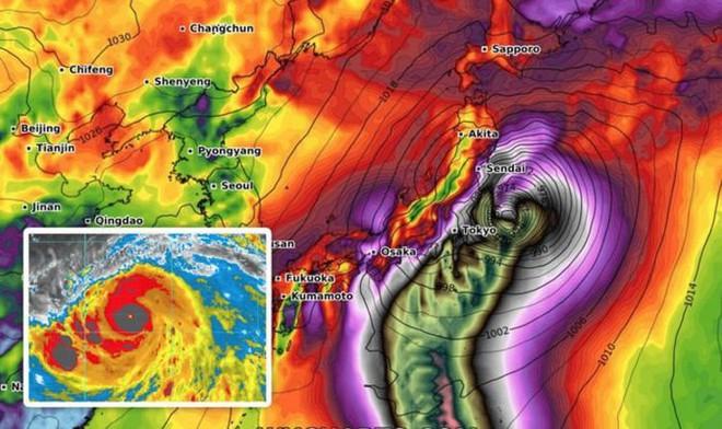 CNN: Siêu bão Hagibis phá vỡ kỷ lục năm 2019, trở thành siêu bão 'sống dai' nhất năm - ảnh 1