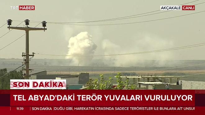 CẬP NHẬT: Máy bay UAV Thổ Nhĩ Kỳ bị bắn rơi - Chiến sự đẫm máu chưa từng có, SDF phản đòn quyết liệt - Ảnh 10.