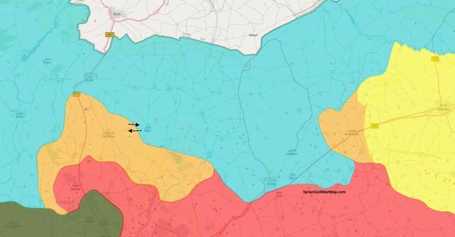 CẬP NHẬT: Máy bay UAV Thổ Nhĩ Kỳ bị bắn rơi - Chiến sự đẫm máu chưa từng có, SDF phản đòn quyết liệt - Ảnh 5.