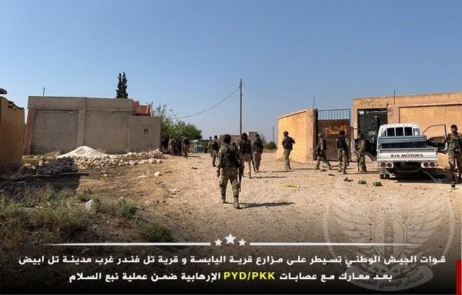 CẬP NHẬT: Máy bay UAV Thổ Nhĩ Kỳ bị bắn rơi - Chiến sự đẫm máu chưa từng có, SDF phản đòn quyết liệt - Ảnh 4.