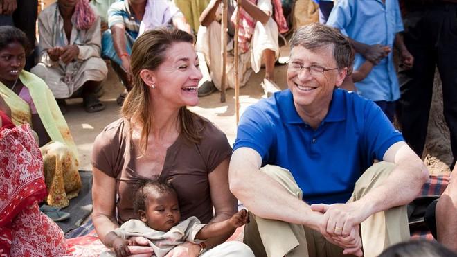 Chia 10 USD cho mỗi người trên trái đất, Bill Gates vẫn thừa 30 tỉ USD - ảnh 12