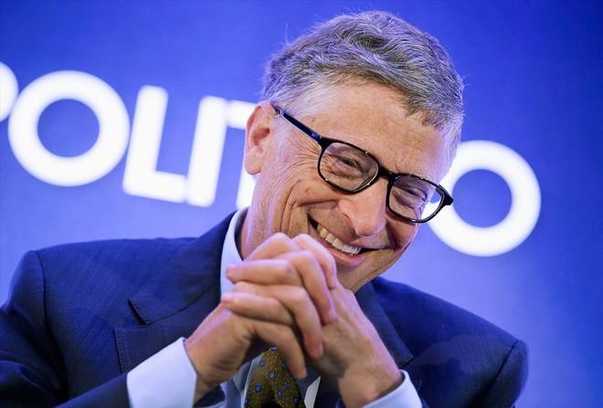Chia 10 USD cho mỗi người trên trái đất, Bill Gates vẫn thừa 30 tỉ USD - ảnh 4