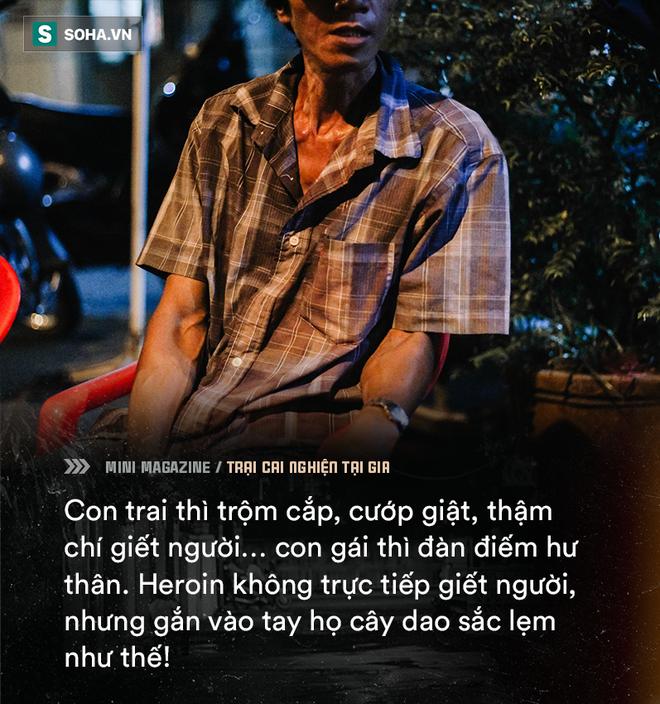 Trại cai nghiện tại gia, chuyện đàn con nằm 3 ngày bên xác mẹ và chân dung những tỉ phú không lương - Ảnh 11.