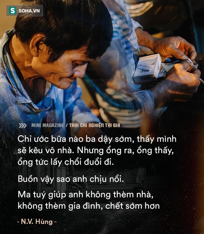 Trại cai nghiện tại gia, chuyện đàn con nằm 3 ngày bên xác mẹ và chân dung những tỉ phú không lương - Ảnh 16.