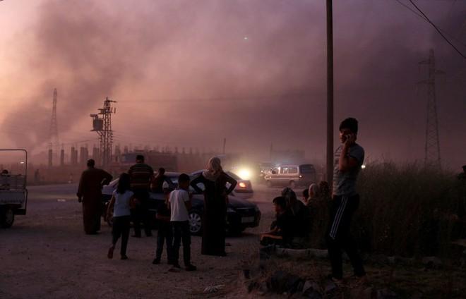 Tại sao Thổ Nhĩ Kỳ quyết tấn công Syria? - Ảnh 2.