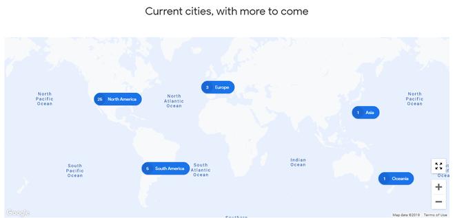 Google ra mắt công cụ đánh giá mức độ ô nhiễm của các thành phố - Ảnh 3.
