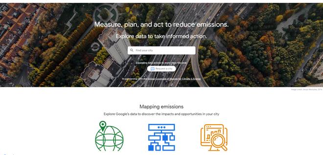 Google ra mắt công cụ đánh giá mức độ ô nhiễm của các thành phố - Ảnh 1.