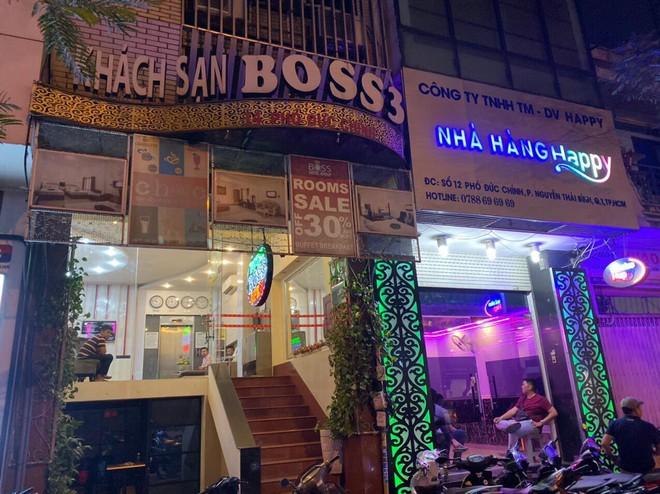 Quản lý nhà hàng cho nữ nhân viên bán dâm với giá 4 triệu đồng/lượt ở Sài Gòn - Ảnh 2.