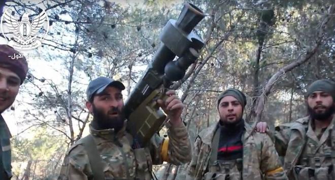 Kurd sẽ cam chịu để Thổ thông trị trên không: Còn vũ khí bí mật gì chưa tung ra? - Ảnh 2.