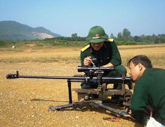 Tinh hoa vũ khí Việt: Súng bắn tỉa hạng nặng Made in Vietnam - Hơn cả đặc biệt - ảnh 4