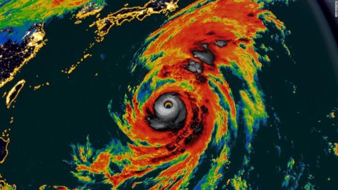 Siêu bão 'hung dữ' sắp đổ bộ: Nhật Bản tái diễn thảm kịch tang thương năm 2018? - ảnh 1