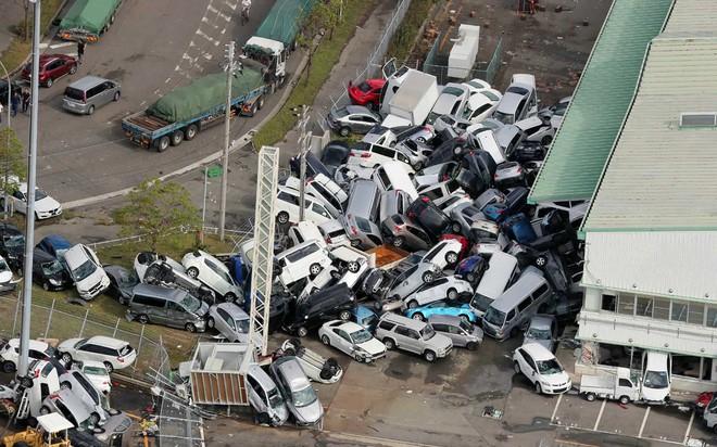 Siêu bão 'hung dữ' sắp đổ bộ: Nhật Bản tái diễn thảm kịch tang thương năm 2018? - ảnh 4