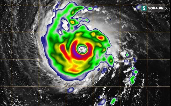 Siêu bão 'hung dữ' Hagibis sắp đổ bộ đất liền châu Á: Thảm kịch tang thương tái diễn?