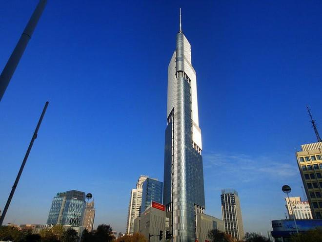 Landmark 81 trượt khỏi Top 15 tòa nhà chọc trời cao nhất thế giới - Ảnh 1.