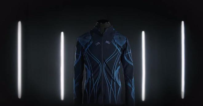 Chiếc áo khoác công nghệ cao này cho phép người khiếm thính cảm nhận âm nhạc trên da - Ảnh 3.