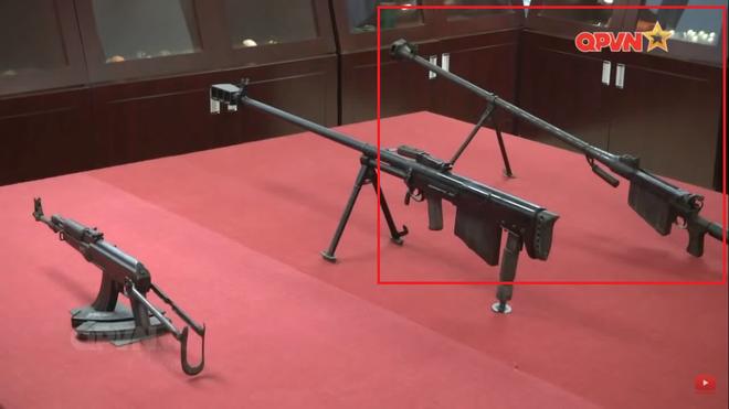 Tinh hoa vũ khí Việt: Súng bắn tỉa hạng nặng Made in Vietnam - Hơn cả đặc biệt - ảnh 1