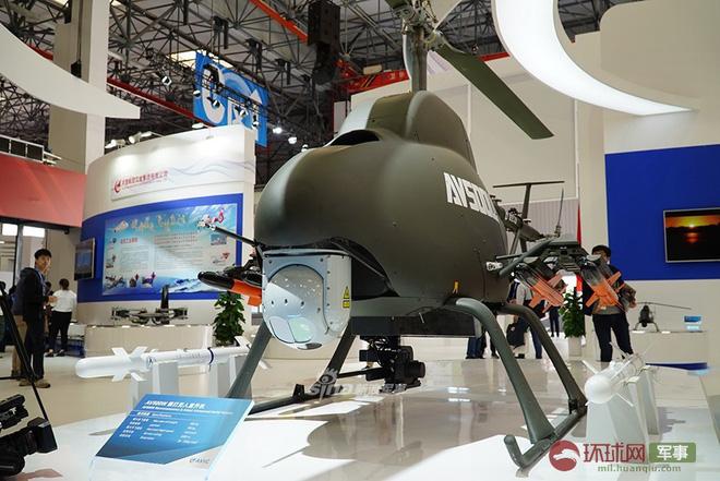 Trực thăng tấn công không người lái Trung Quốc vượt xa Mỹ, Nga? - Ảnh 2.