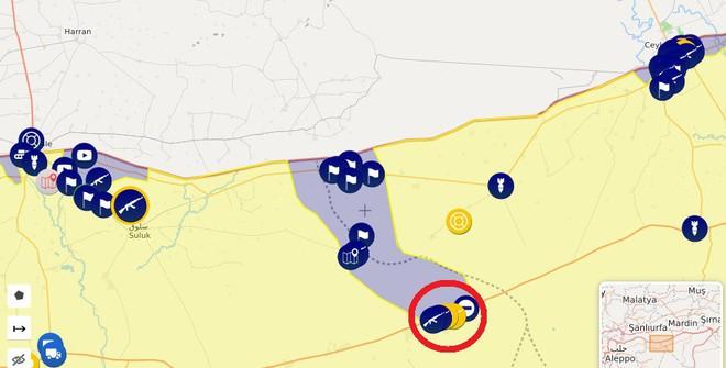 Thổ Nhĩ Kỳ tung cú đấm knock-out - Đòn đánh kết liễu có thể khiến SDF sụp đổ ở Tel Abyad - Ảnh 10.