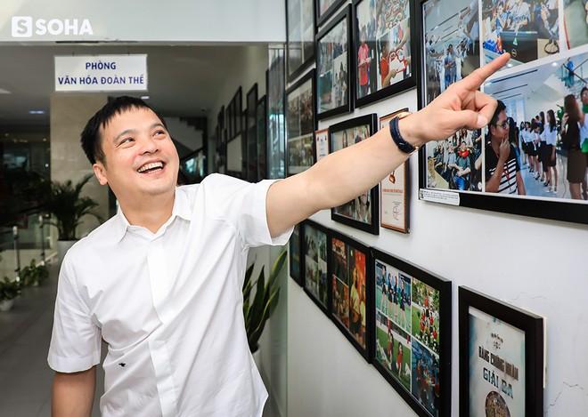 CEO Nguyễn Văn Khoa: Nói FPT có văn hoá nhân viên chửi sếp là không đúng đâu! - Ảnh 8.