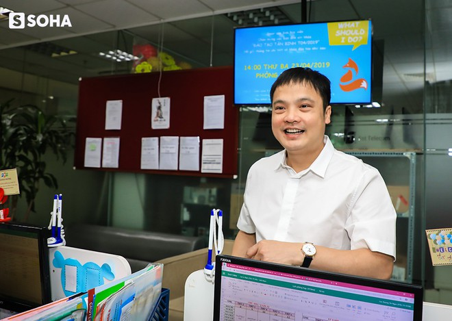 CEO Nguyễn Văn Khoa: Nói FPT có văn hoá nhân viên chửi sếp là không đúng đâu! - Ảnh 5.