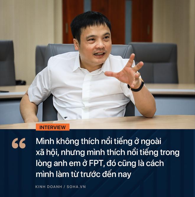 CEO Nguyễn Văn Khoa: Nói FPT có văn hoá nhân viên chửi sếp là không đúng đâu! - Ảnh 4.